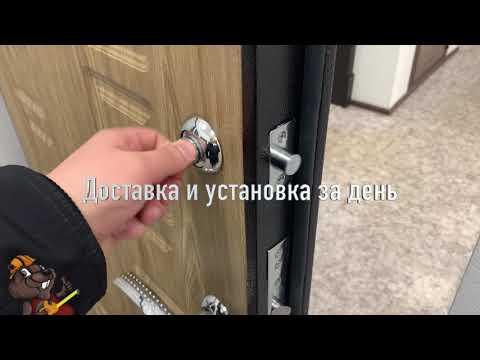 Входная дверь Йошкар П-18 (Ель карпатская) BRAVO