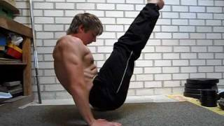Skill Tutorial: How to Do a V-Sit?