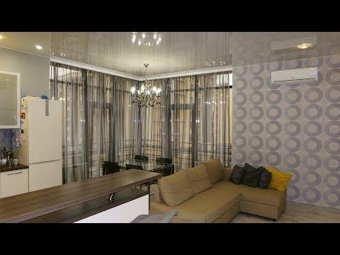 Замечательная трешка с кухней студией и отличным ремонтом в элитном доме ЖК ХХI век в Казани
