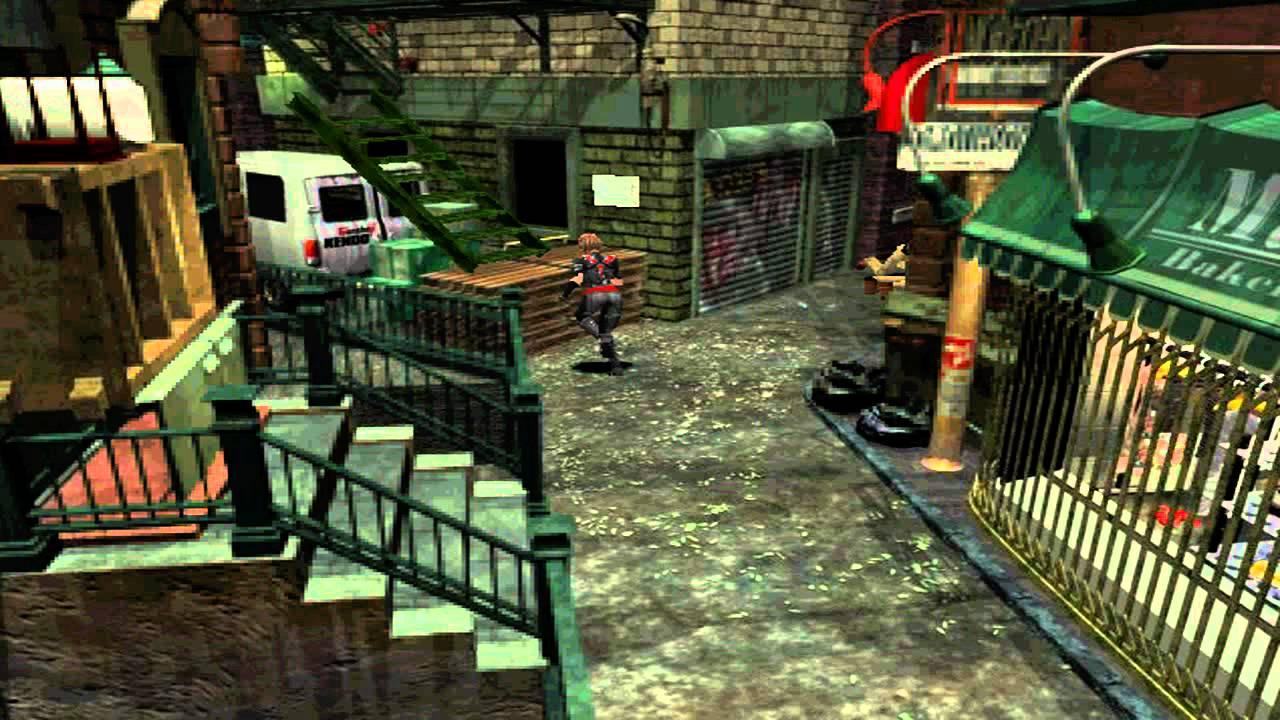 Resident Evil 3 Pc Gameplay Youtube