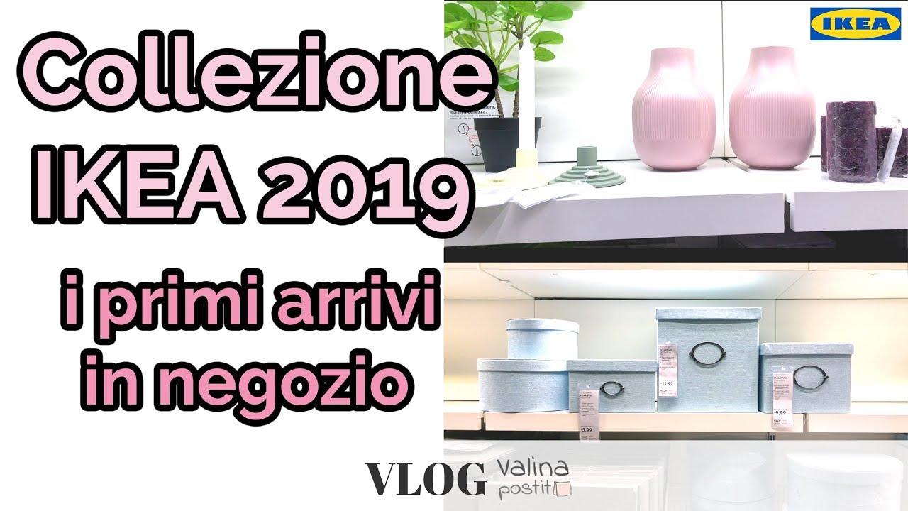 Nuova collezione IKEA 2019. Ecco i primi arrivi in negozio