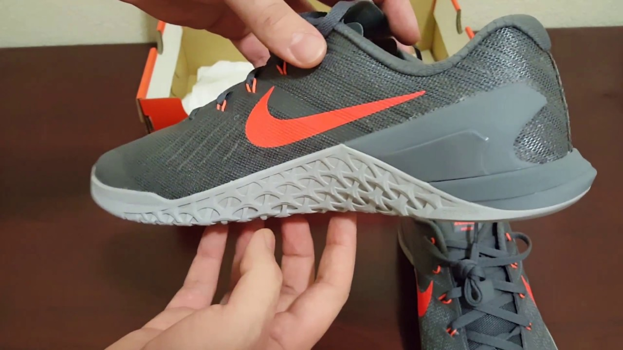 2017 Nike Metcon 3. Unboxing ✓️
