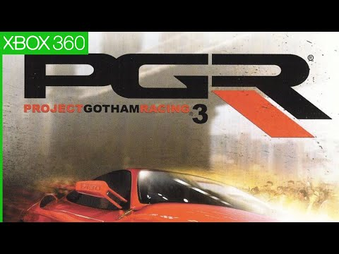 Playthrough [360] Project Gotham Racing 3 - Part 1 Of 2