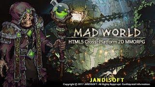 Mad World (KR) - Multiplayer gameplay trailer