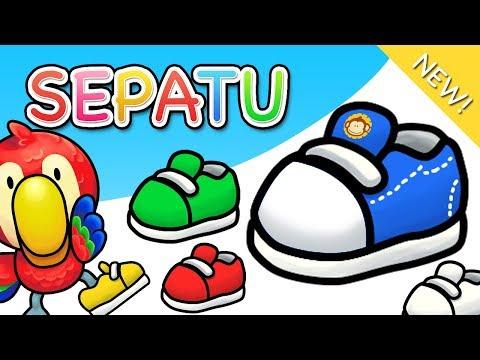 Lagu Anak Indonesia | Sepatu