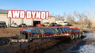 We Got An AWD DYNO!