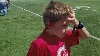 АМЕРИКА Как мы сходили на Американский футбол благодаря Жорику