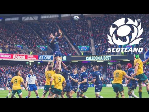 Scotland v Australia | Highlights