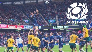 HIGHLIGHTS | Scotland v Australia