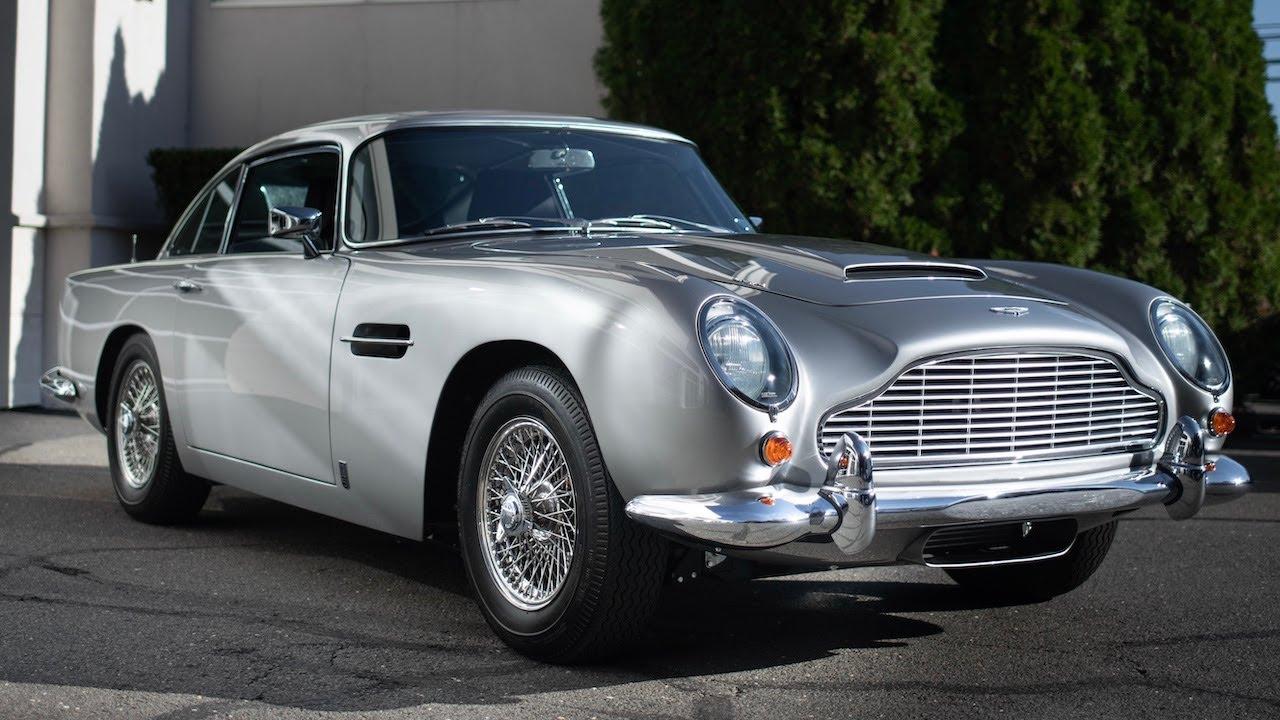 1964 Aston Martin Db5 A Sean Connery Tribute Youtube