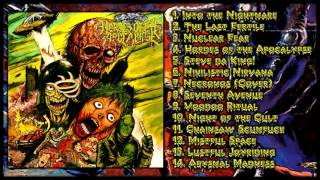 Hordes Of The Apocalypse - Now They Are Everywhere! There Is No Escape! (2016) [Full Album]