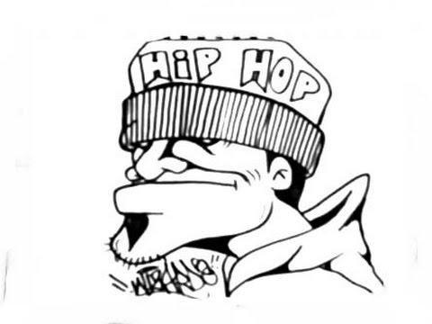 como dibujar un graffiti character con gorro  YouTube
