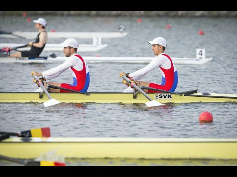 Final A - 13th World University Rowing Championship 2014 in Gravelines