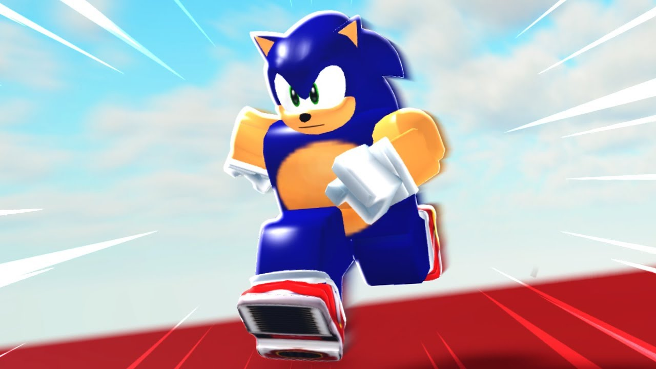 Roblox Sonic Is Better Than Actual Sonic Youtube