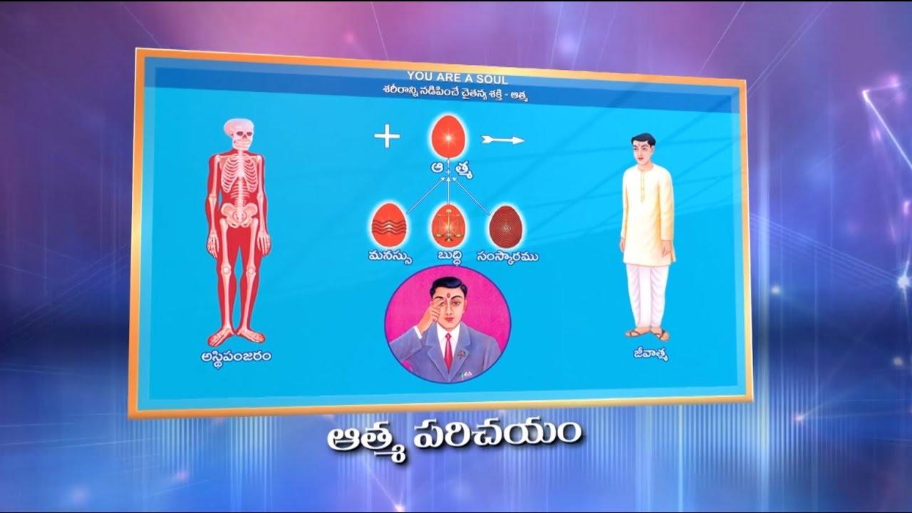 9b4c6dd33d Amritdhara - EP 185 - Basic Rajyoga Course 02 - Soul & Body Relationship -  BK Sasikala