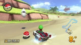 Mario Kart 8 Carreras Mundiales: El Mejor Fontanero de todos los Tiempos
