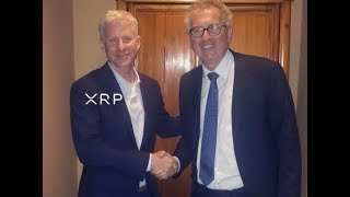 Ripple 's Chris Larsen In Luxembourg And XRP Bullish Chart