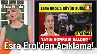 Esra Erol'dan açıklama! -@Esra Erol'da  23 Mart 2021