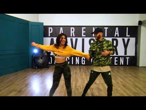 Me Gente Urban Bachata choreo by Reda Dance& Reem (remix dj Tronky)