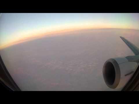 LOT Polish flight LO136 (Istanbul - Warsaw) B734