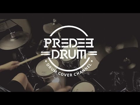 Radioactive - Lindsey Stirling and Pentatonix (Electric Drum Cover) | PredeeDrum
