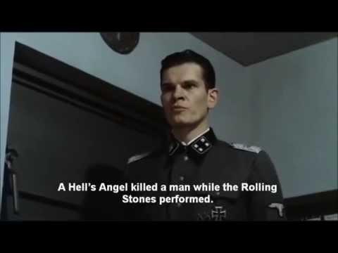 Hitler Parody Throwbacks: Hitler is Informed of the Altamont Free Concert