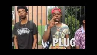 "Blaxk plug- ""We the plug"""