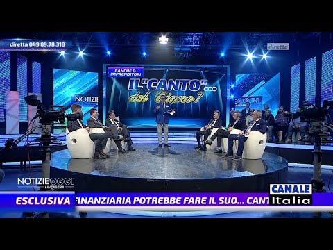 'Banche e Imprenditori, il 'Canto' del cigno ?' | Notizie Oggi Lineasera
