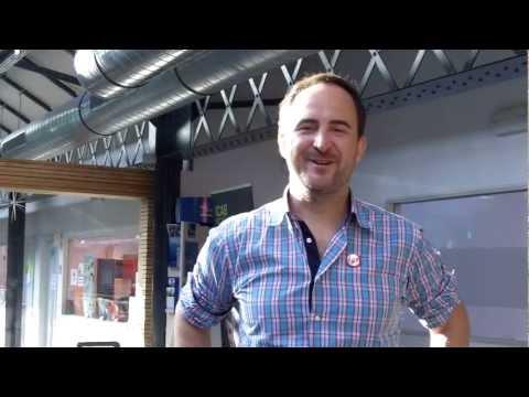 Coworking in Brussels: Betacowork (fka Betagroup Coworking)