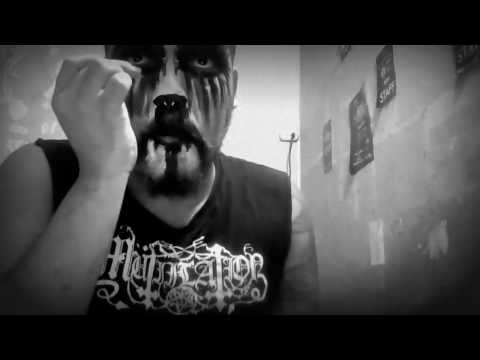 How to make Black Metal Corpse Paint