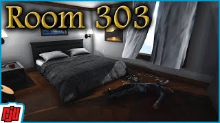 Room 303 | Indie Horror Game | PC Gameplay Walkthrough
