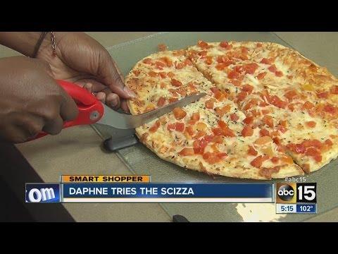 Do Scizza pizza scissors really work?