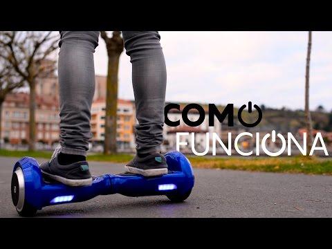 Como usar un Hoverboard en español | Tutorial