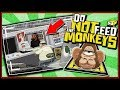 WORLD'S DUMBEST CRIMINAL? - Do Not Feed The Monkeys Gameplay EP 4