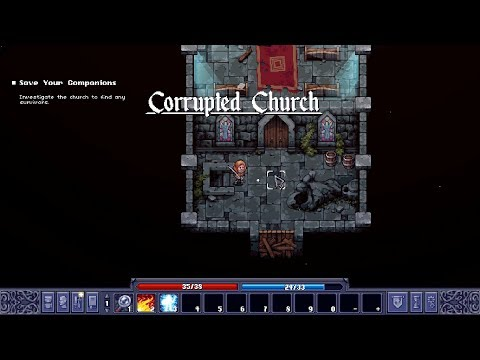 Stoneshard: Prologue | Turn-based Roguelike RPG | Demo Gameplay