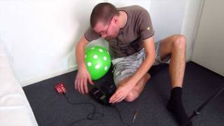 Triggertrap sound sensor test