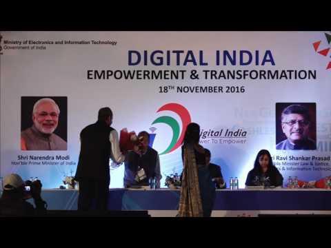 Seminar:Digital IndiaEmpowerment and Transformation