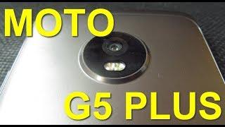 Moto G5 Plus - Hello Moto! from Lenovo - видео обзор