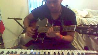 Romeo Santos ft. Usher - Promise guitar/piano Cover