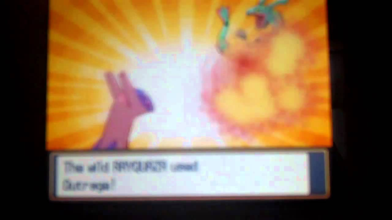 Rayquaza Event Code For Action Replay On Pokemon Hg