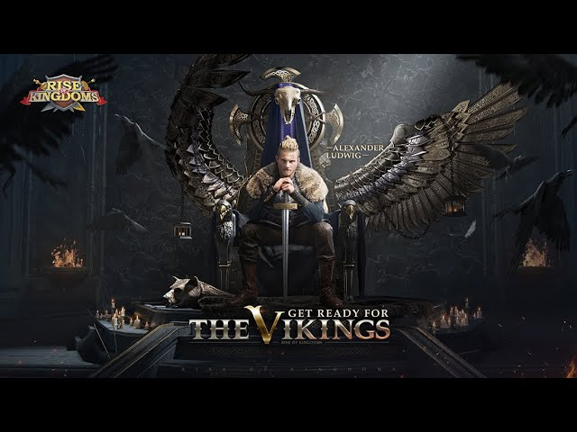 Alexander Ludwig: Rise of Kingdoms TV Commercial
