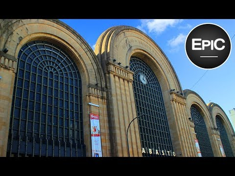 Shopping Abasto - Buenos Aires, Argentina (HD)