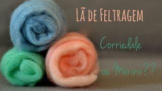 Lã Penteada - Merino ou Corriedale?