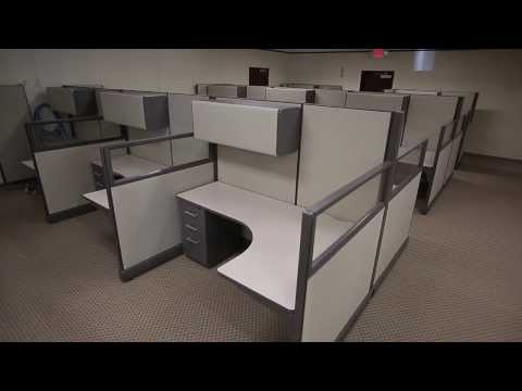 Aos Cubicle Install For Lonestar Overnight