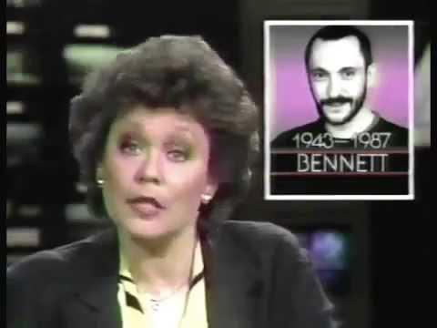 Michael Bennett - In Memoriam -  July 2nd 1987