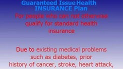 Health Insurance Pre-existing Conditions