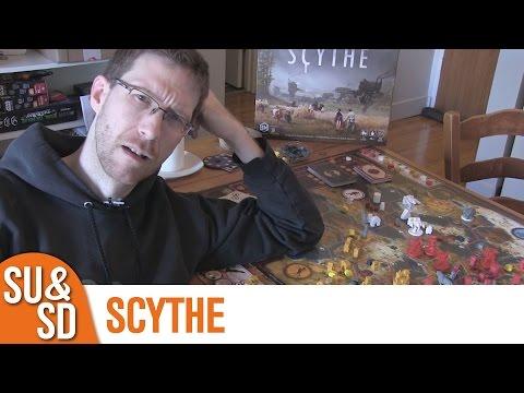 Scythe - Shut Up & Sit Down Review