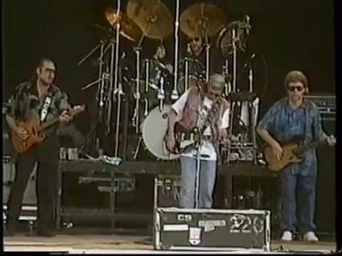 Neil Young with Booker T & the MG's 7/03/1993 Torhout, Belgium