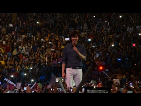 Painful Love 아픈 사랑 / Love Hurts - Lee Min Ho LIVE IN MANILA 2014