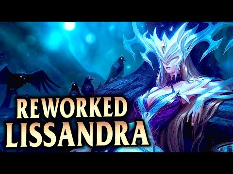 New Reworked Lissandra Mid & New Coven Skin! - League of Legends S9